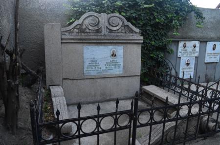 Navtlugi Jewish Cemetery