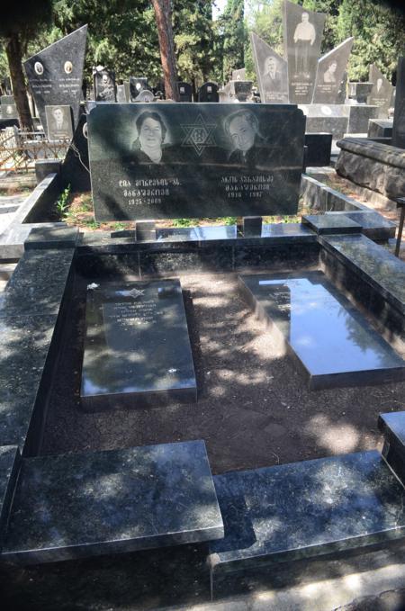 Varketili Jewish Cemetery